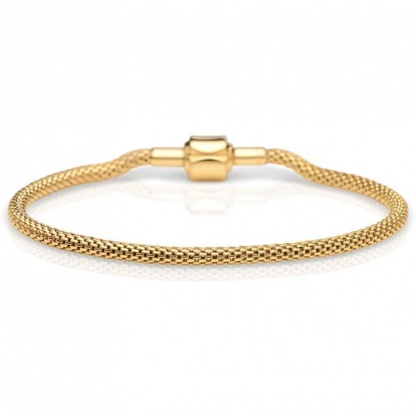 BERING Armband Länge 18 cm 613-20-180 goldfarben