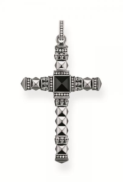 Thomas Sabo Anhänger Ethno Kreuz PE775-698-11