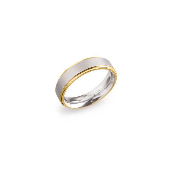 Boccia Titanium Ring 0134-0548 Größe 48