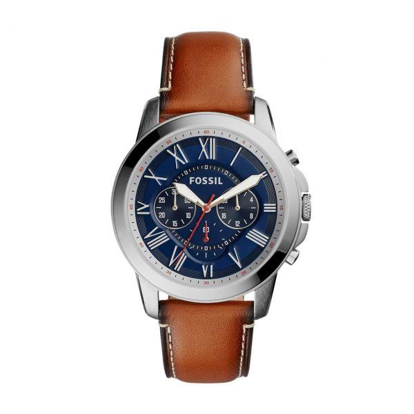 Fossil Armbanduhr GRANT FS5210