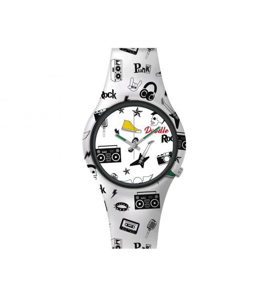 Doodle Graphics Mood Armbanduhr DO35017