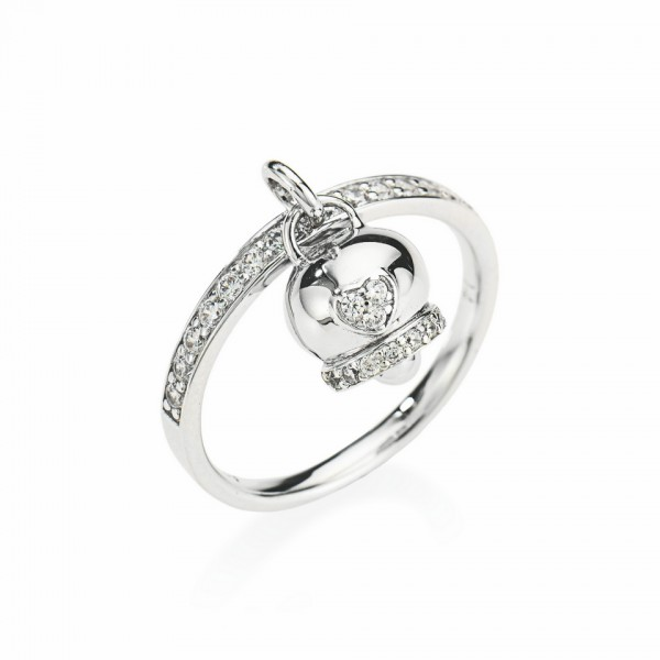 AMEN Ring Silber Gr. 50 RBHBB-10