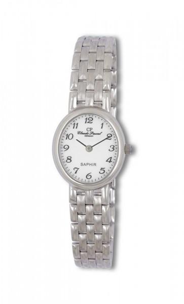 Claude Pascal Armbanduhr Damen Weißgold 585 W2944164 EA