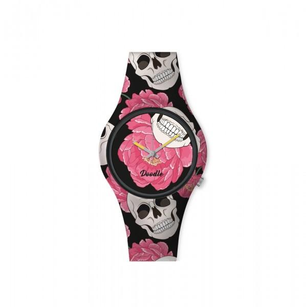 Doodle Santa Muerte Mood Armbanduhr DO35013
