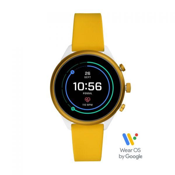 FOSSIL Smartwatch Armbanduhr FTW6053