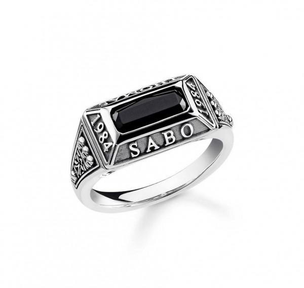Thomas Sabo Ring Größe 58 TR2243-698-11-58