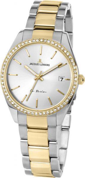 Jacques Lemans Damen-Armbanduhr Derby 1-2085F