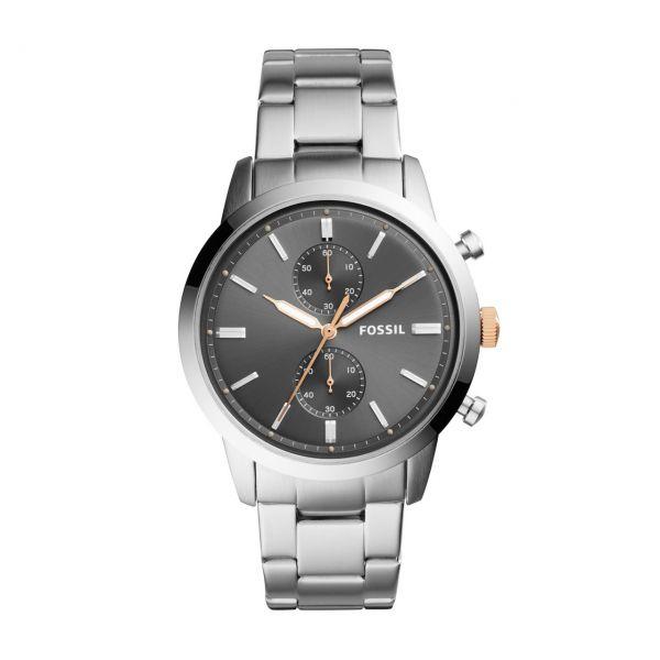 Fossil Armbanduhr 44MM TOWNSMAN FS5407