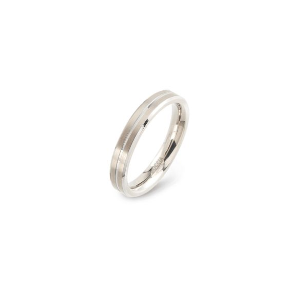 Boccia Titanium Ring 0148-0163 Größe 63