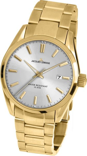 Jacques Lemans Herren-Armbanduhr Derby 1-1859K
