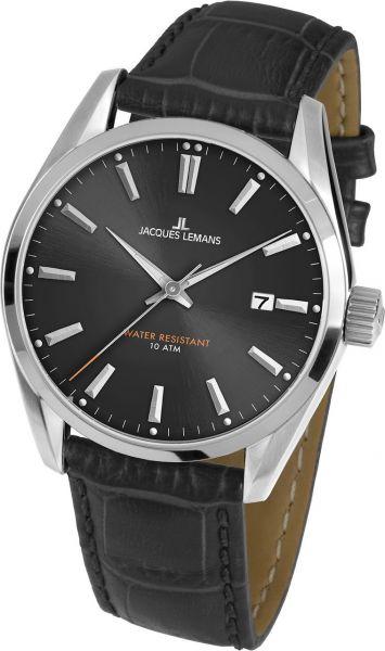 Jacques Lemans Herren-Armbanduhr Derby 1-1859A