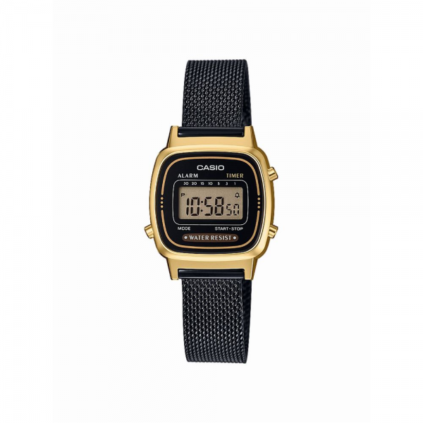 CASIO Armbanduhr CASIO Collection Retro LA670WEMB-1EF