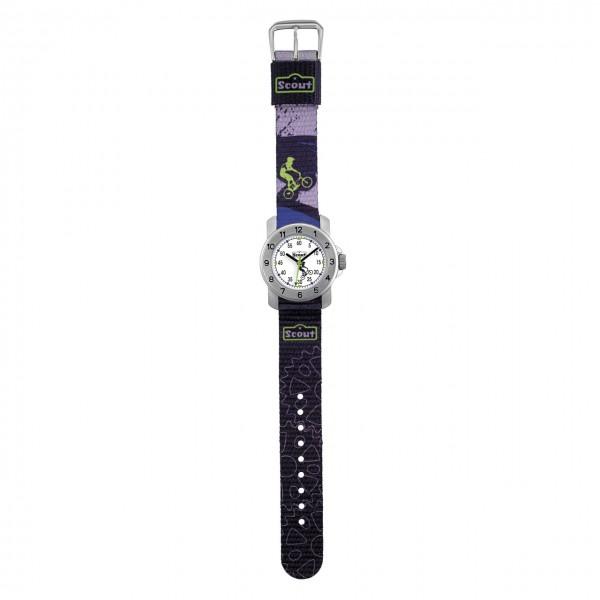 SCOUT Armbanduhr schwarz Action Boys 280376002