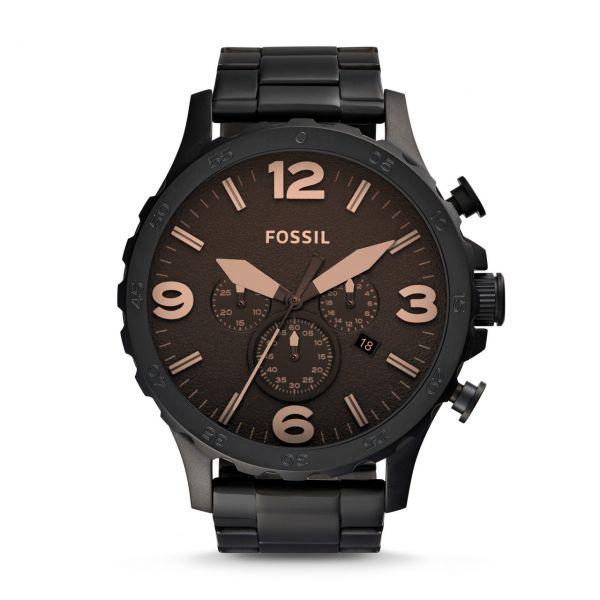 Fossil Armbanduhr NATE JR1356