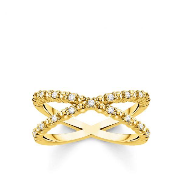 Thomas Sabo Ring TR2318-414-14-58