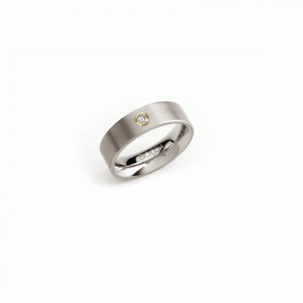 Boccia Titanium Ring 0101-2465 Größe 65