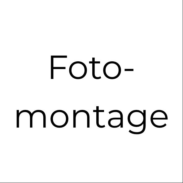 Extra: Fotomontage von 2 Fotos für Fotogravur-Anhänger