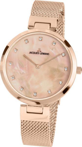 Jacques Lemans Damen-Armbanduhr Milano 1-2001H