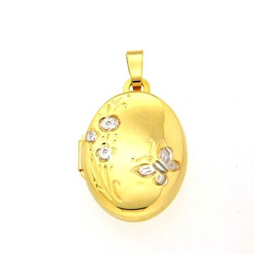 Medaillon Gold 333
