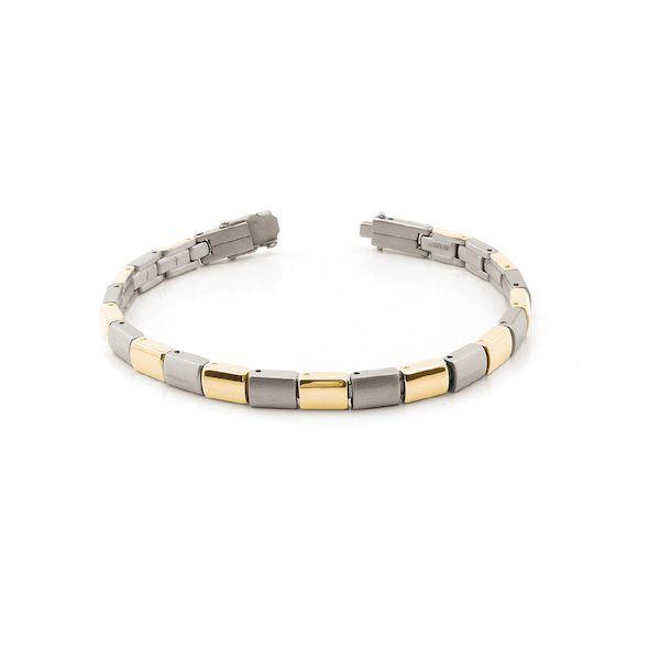 Boccia Titanium Armband 0313-02
