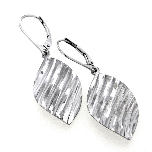 Ohrpendel Silber 925 rhodiniert