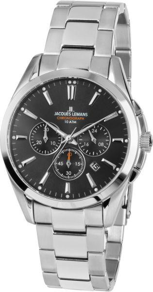Jacques Lemans Herren-Armbanduhr Derby 1-1945D