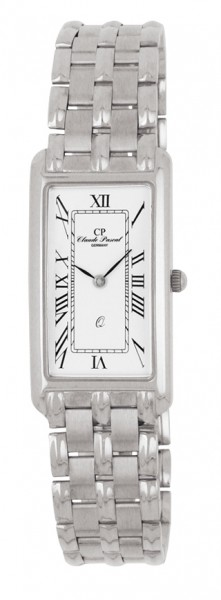 Claude Pascal Armbanduhr Damen Weißgold 585 W2944160 ER