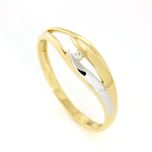 Ring Gold 585 Weite 56