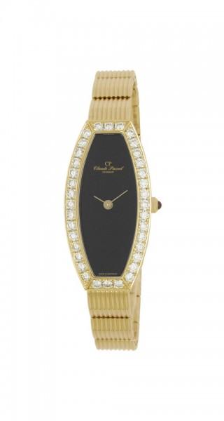 Claude Pascal Armbanduhr Damen Gold 750 2961002 S