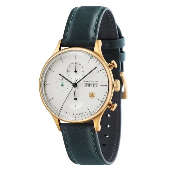 DUFA Armbanduhr Van Der Rohe Barcelona Chrono DF-9021-02