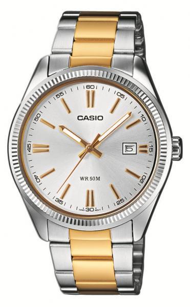 CASIO Armbanduhr CASIO Collection Men MTP-1302PSG-7AVEF
