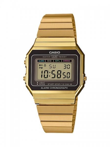 Casio Vintage Armbanduhr Edgy A700WEG-9AEF