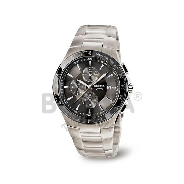Boccia Titanium Armbanduhr 3773-01