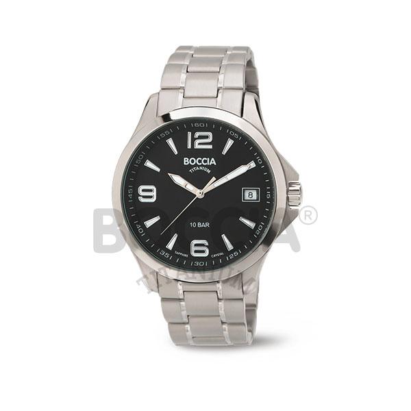 Boccia Titanium Armbanduhr 3591-02