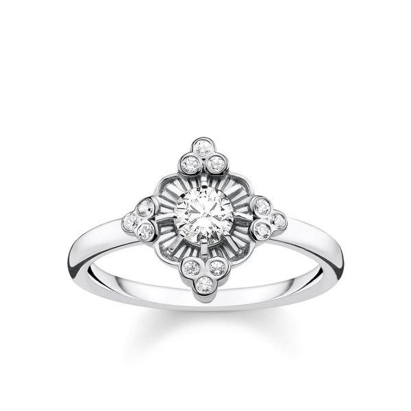 Thomas Sabo Ring TR2221-643-14-60 Größe 60
