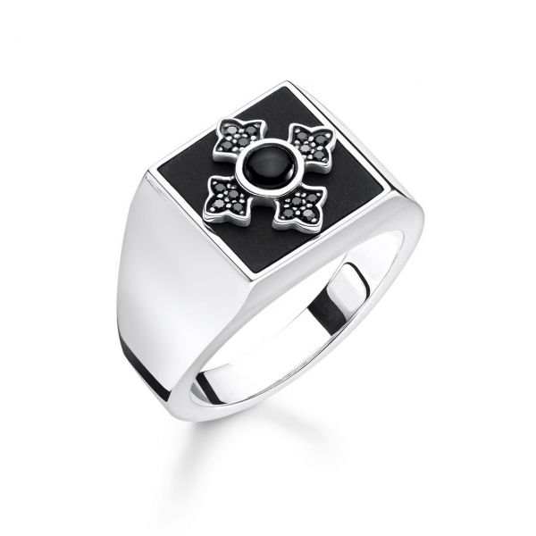 Thomas Sabo Ring TR2209-641-11-68 Größe 68