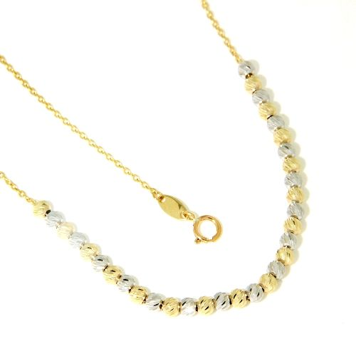 Kette Gold 333 45-42 cm