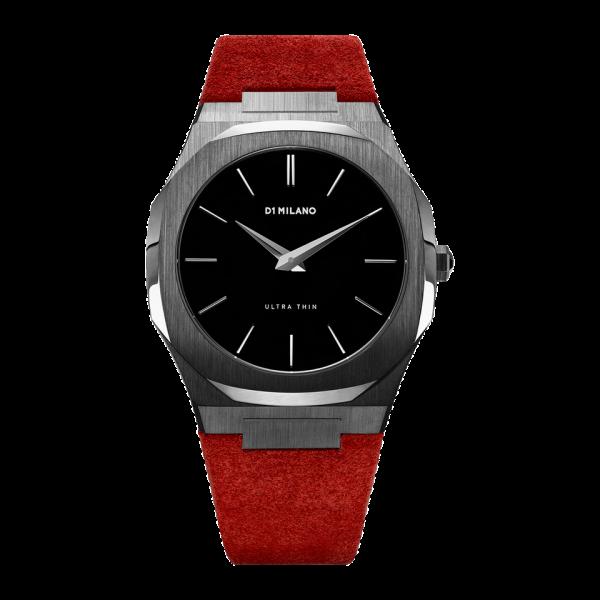 D1 Milano Armbanduhr Ultra Thin Quarz UT06