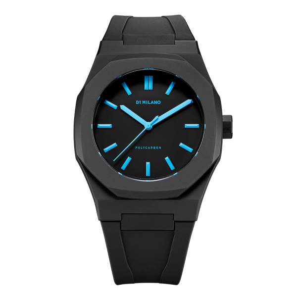 D1 Milano Armbanduhr Polycarbon Quarz PCRJ07