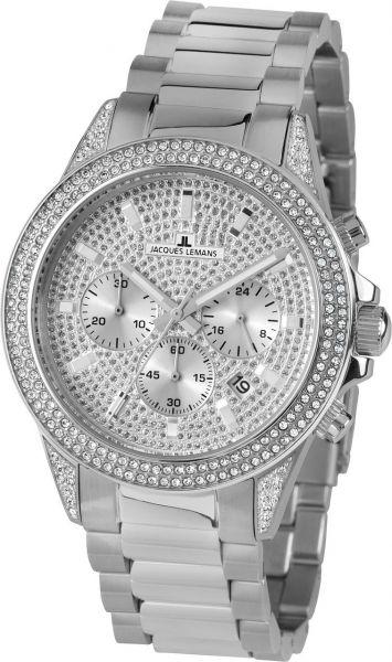 Jacques Lemans Damen-Armbanduhr St. Tropez 1-2051A