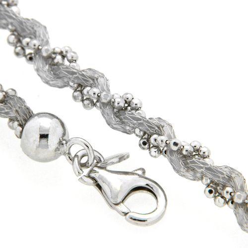 Armband Silber 925 rhodinert