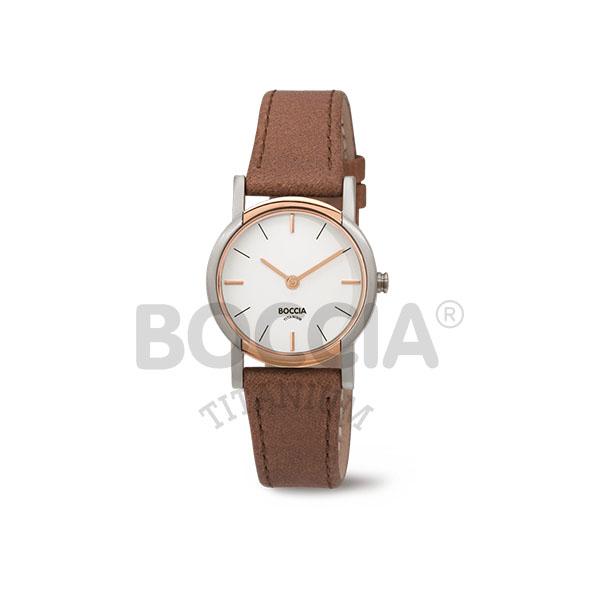 Boccia Titanium Armbanduhr 3247-03