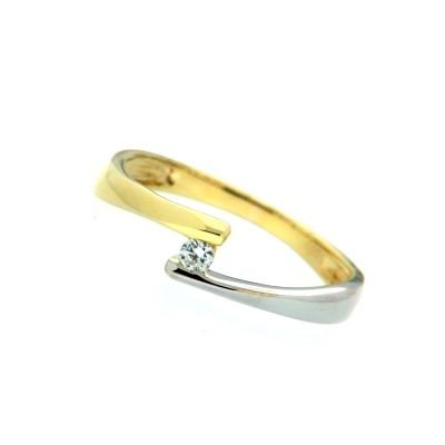 Ring Gold 333 Weite 50
