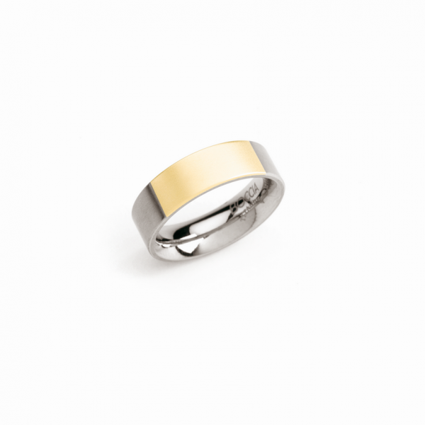 Boccia Titanium Ring 0101-0449 Größe 49