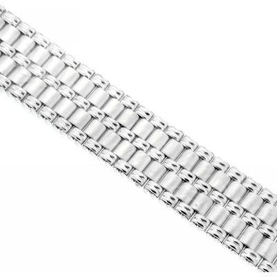 Armband Edelstahl 21 cm