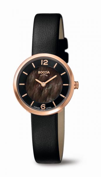 Boccia Titanium Armbanduhr 3266-03