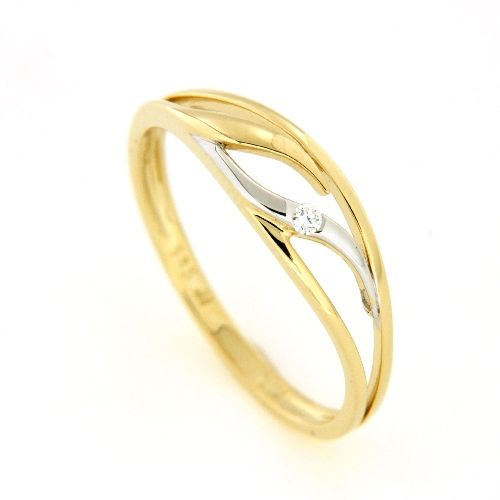 Ring Gold 585 Weite 58