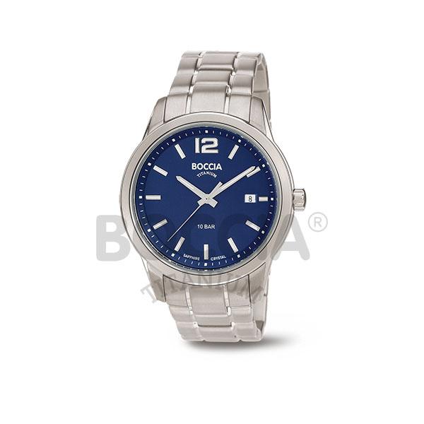 Boccia Titanium Armbanduhr 3581-02