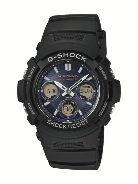 CASIO Armbanduhr G-SHOCK Original AWG-M100SB-2AER