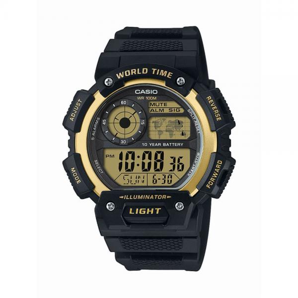CASIO Armbanduhr CASIO Collection Men AE-1400WH-9AVEF